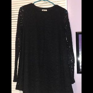 NWT Show Me Your Mumu Tyler Lace Party Tunic Dress